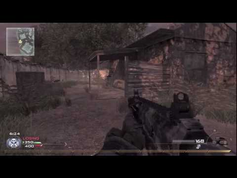 MW2 ACR Nuke Week FFA on Rundown-HD Video
