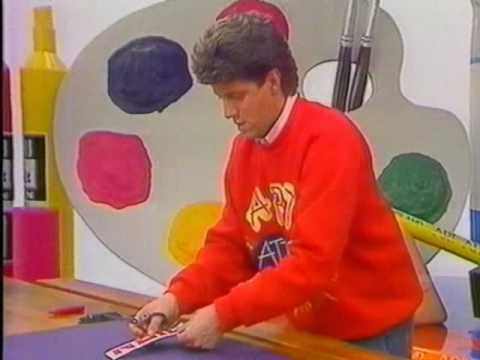 Art Attack - ORIGINAL from ABC in the 90