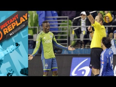 Potential Penalties and Mass Confrontation - Instant Replay