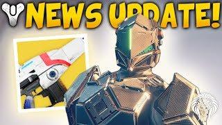 Destiny 2: OLD EXOTICS & THE BUNGIE SUMMIT! Secret Mode, Level 385 Rewards & DLC News
