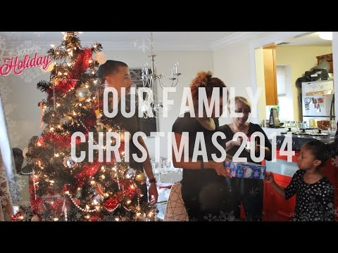 Our Family Christmas 2014