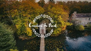 Candice Neal Cliff At Lyons Wedding Audio