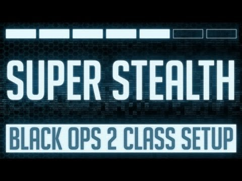 Super Stealth : Black Ops 2 FAL Class Setup