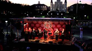 "Bon Operatit! Sings ""The First Noel"" with the Louisiana Philharmonic Orchestra"