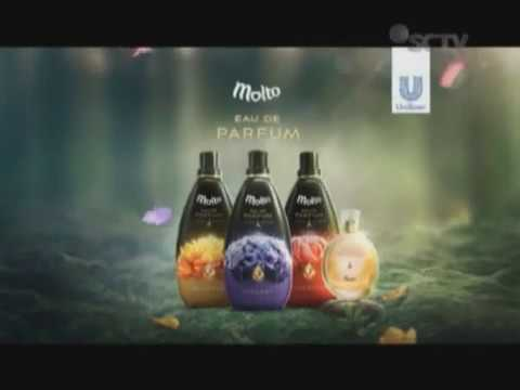 Iklan Molto Eau De Parfum [with Bunga Citra Lestari]