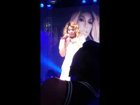 Tamar Braxton - Talk + Prettiest Girl Live (irving Plaza Nyc) video