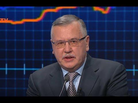 Анатолий Гриценко: У нас в мире есть партнёры, но нет ни одного союзника