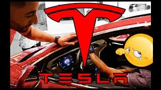 GETTING KICKED OUT OF TESLA !!!