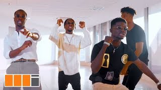 DJ Breezy - Back 2 Sender ft. Kuami Eugene x Darkovibes x Kwesi Arthur (Official Video)