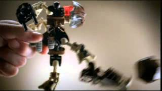 BIONICLE 2001 Launch Commercial
