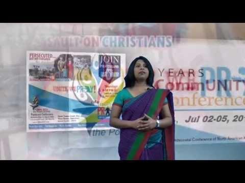 National Ladies Conference Talitha Cumi PCNAK 2015 PROMO