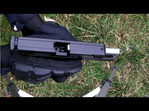 KWC GameFace Mayhem GBB Pistol Review