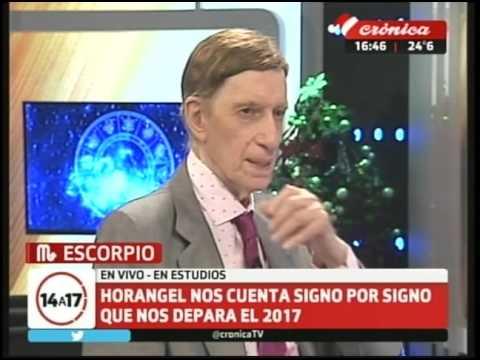 Horangel contó signo por signo que nos depara el 2017 (4ta parte)