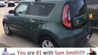 2014 Kia Soul.  Green.  Call Sam Now 832-385-4161