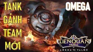 OMEGA quẩy team cực sướng - Thánh quay tay trở lại Liên quân mobile Arena of Valor