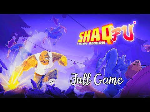 Shaq Fu: A Legend Reborn [Full Game]