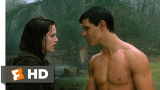 Twilight: New Moon (8/12) Movie CLIP - We Can't Be Friends Anymore (2009) HD