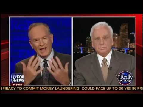 O'Reilly & Bernie Goldberg Attack Benghazi Media Bias: MSNBC is White House's Public Relations Firm
