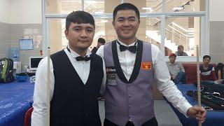 Nguyễn Quốc Nguyện - Trần Thanh Lực, Billiards Carom Vietnam