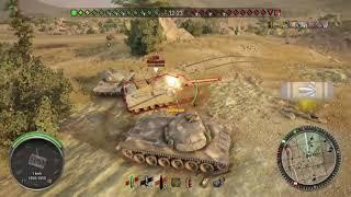 Skoda T50 teamwork world of tanks ps4