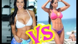 Eva Andressa VS Michelle Lewin
