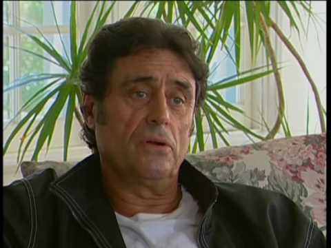 IAN McSHANE TALKS ABOUT LOVEJOY PART 1