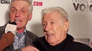 ROB PAULSEN & JACK ANGEL Voiceover Legends at I Know That Voice Movie Premiere!