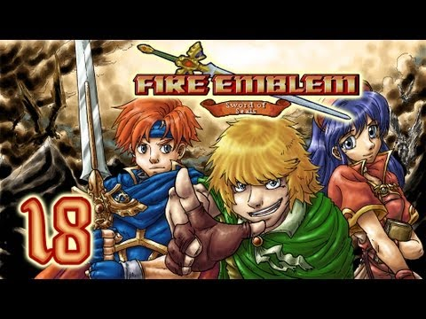Let's Play Fire Emblem Sword Of Seals [German][Blind][#18] - Schn zusammen bleiben!