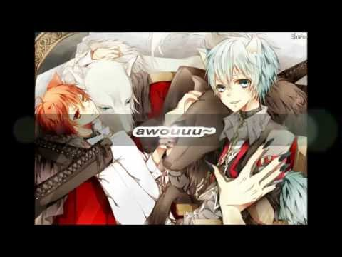 Nightcore Wolf video