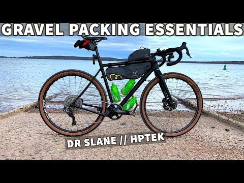 Gravel Bike Packing Essentials with Dr SLane