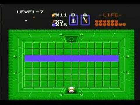 Legend of Zelda (NES) Walkthrough Part 09