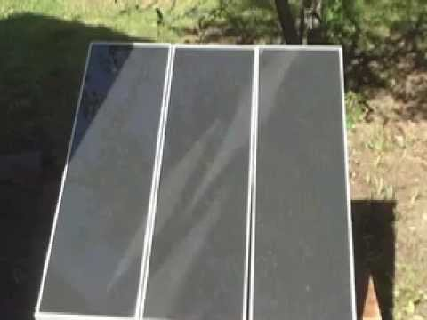 45 Watt Harbor Freight Solar Panel SUN G 300 Watt Grid Tie Inverter