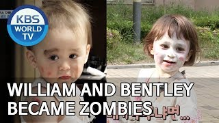 William and Bentley became zombies [The Return of Superman/2019.06.16]
