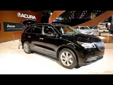 2016 Acura MDX Video