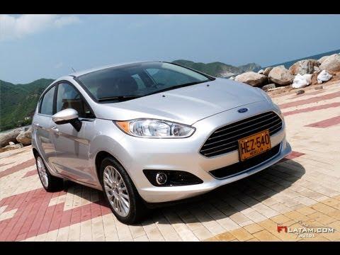 Nuevo Ford Fiesta en Colombia - Lanzamiento oficial