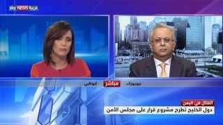 المعلمي متفائل بتمرير مشروع اليمن