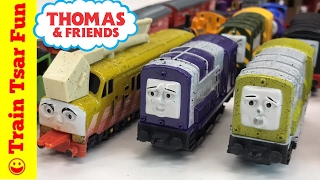 Amazing ERTL Thomas and Friends Haul! Lots of Trains!