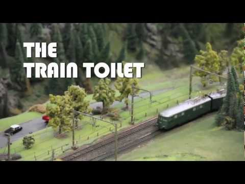 The Train Toilet