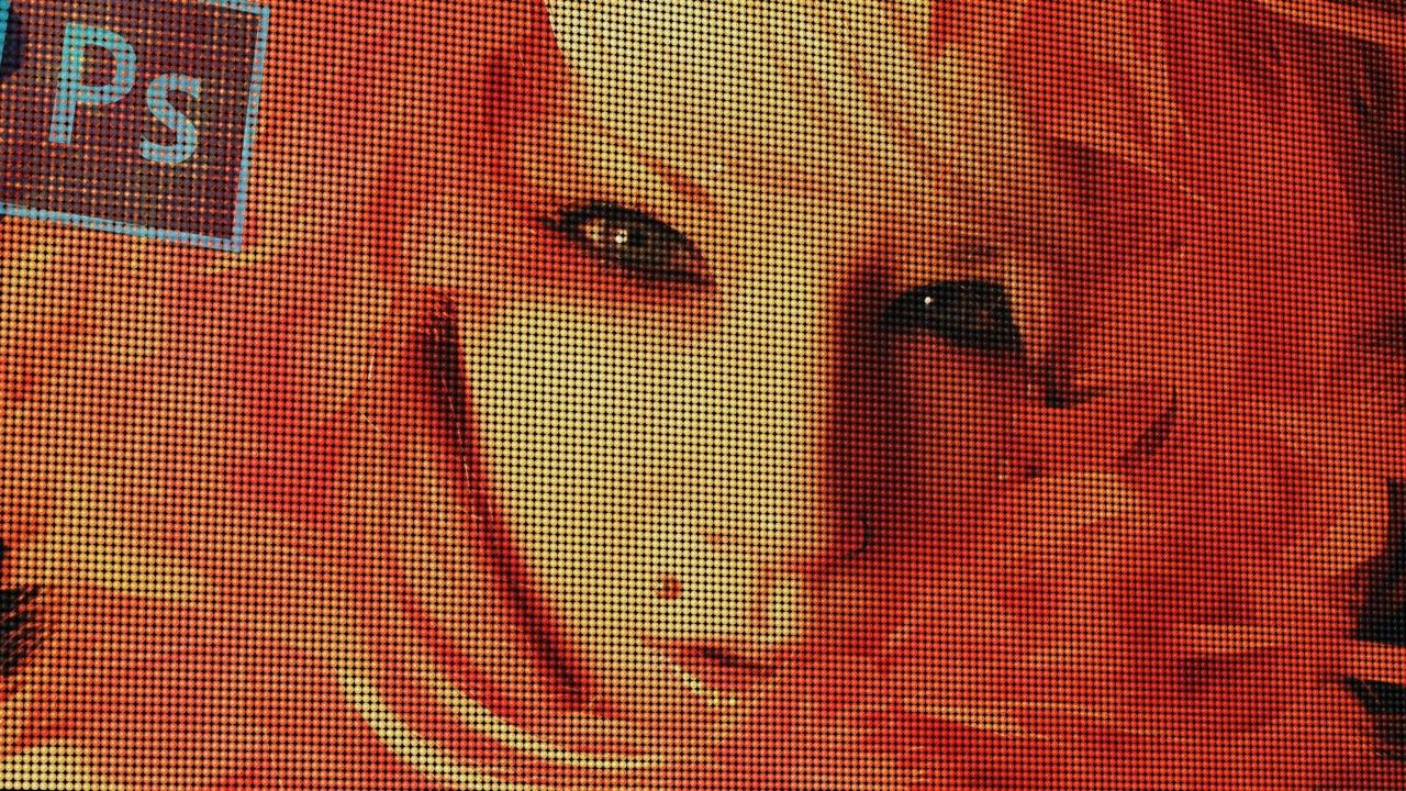 Led Screen Pattern How to Create Led Dot Screen