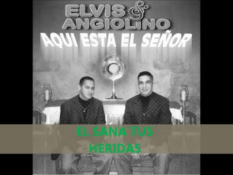 ELVIS HERNANDEZ: EL SANA TUS ERIDAS
