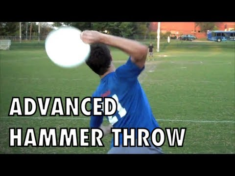 The Advanced Hammer Throw | Brodie Smith