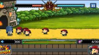 [iPhone game/Android game]Mushroom War(버섯 전쟁) play video
