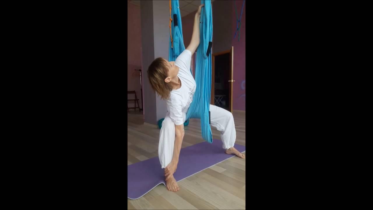 Антигравити йога для беременных 228