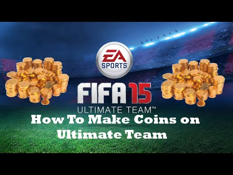 FIFA 15 - How To Make Coins on Ultimate Team (Android & iOS)