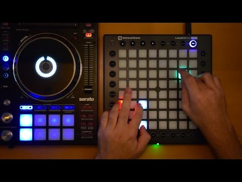 Major Lazer - Watch out for this (Sountec Edit) // Launchpad Pro // DDJ - SX