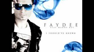 Watch Faydee Never Saw Me Coming video