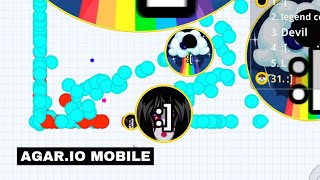 Epic Agar Io Duo Agar Io Mobile Gameplay