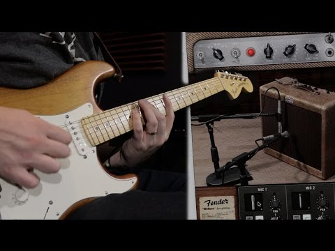 Guitar Amp Simulators: Better Than Real Amps?