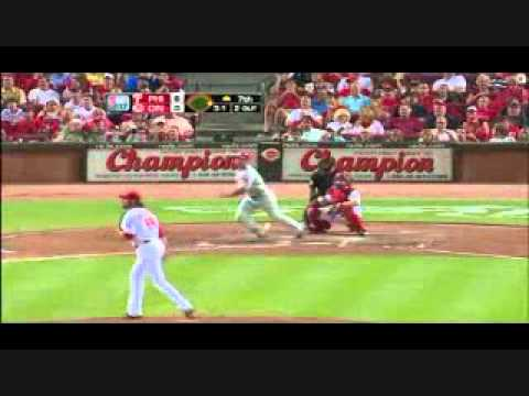 Raul Ibanez 2011 Highlights