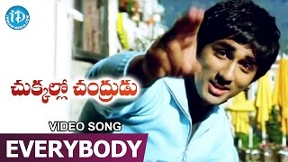 Everybody Song - Chukkallo Chandrudu Movie Songs - Siddharth - Charmi - Sada - Saloni